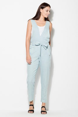 Dungarees K381 Light blue XL