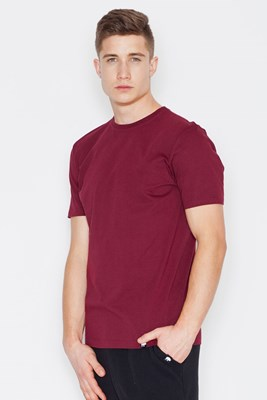 T-shirt V001 Deep red XXL