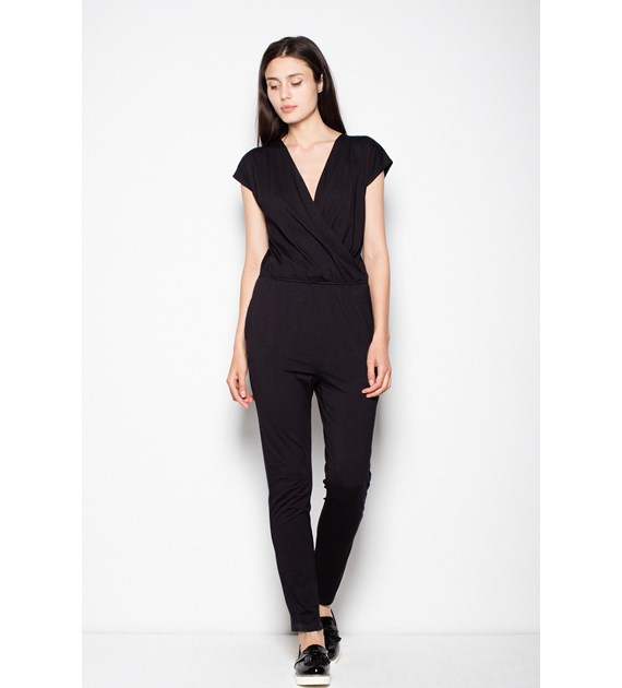 Jumpsuit VT021 Black XL