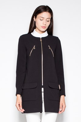 Coat VT038 Black XL