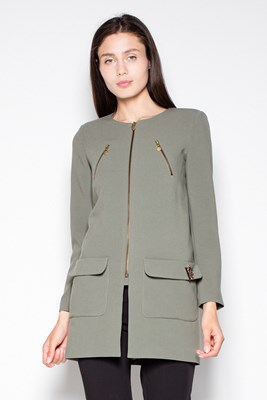 Coat VT038 Olive green XL