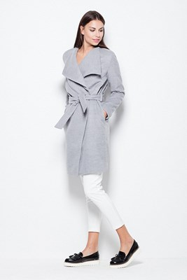 Coat VT041 Grey XL