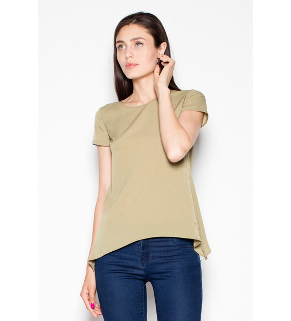 Blouse VT084 Olive green XL