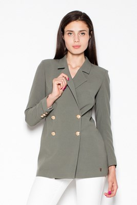 Jacket VT088 Olive green XL